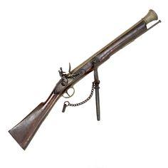 1790 British Boat gun at the National Maritime Museum, London