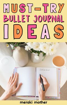These life-changing bullet journal page ideas will keep you organized AND make you more productive! #bulletjournalideas #planner Bullet Journal Legend, Bullet Journal Vision Board, Bullet Journal Starter Kit, Bullet Journal Index, Creating A Bullet Journal, Bullet Journal Monthly Spread, Bullet Journal Tracker, Bullet Journal Notebook, Bullet Journal Themes