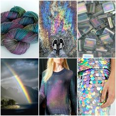 Mood Board Monday - Prism by Tanis Fiber Arts Tanis Fiber Arts, Bee Embroidery, Art Boards, Mood Boards, Color Studies, Journal Stickers, Color Theory, Colorful Fashion, Art Blog
