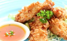 Epicure's Creamy Ranch Chicken Fingers