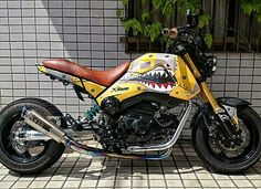 Custom Honda Grom MSX125 Motorcycle Pictures