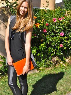 Pop Of Colour #MAXCONNECTORS #NikkiPhillips #fashion