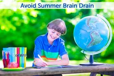 Keep #kids #learning all #summer with these #activities!