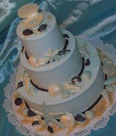 maui wedding cakes sea shell wedding cakes on maui maui weddings maui bakeries