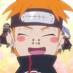 sam Pain Naruto, Naruto Y Sasuke, Naruto Cute, Anime Naruto, Wallpaper Naruto Shippuden, Naruto Uzumaki Shippuden, Boruto, Akatsuki, Anime Chibi
