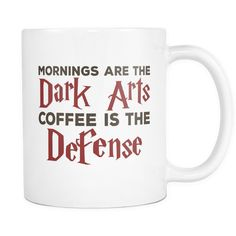 Coffee is the Defense