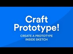 Prototype in Sketch using Craft from Invision Design Files, Sketch, Youtube, Crafts, Sketch Drawing, Manualidades, Sketches, Handmade Crafts, Craft