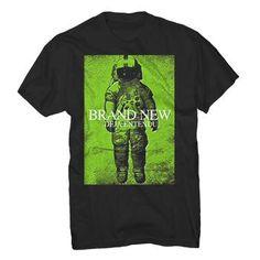 Brand New - Deja Entendu - T-shirts - Official Merch - Powered by Merch Direct