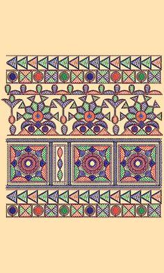 Daman Embroidery Design 12646