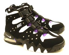 the best attitude c8183 ba627 Charles Barkleys Nike Air Max2 CB 94 model has been a sneakerhead  favorite since the