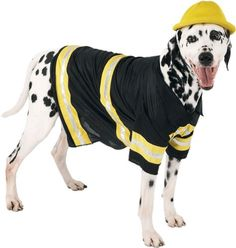 Dog Firefighter Costume (Size: Small) ** Find out more about the great product at the image link.