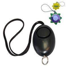 HQRP 140db Personal Defense Security Alarm with Pull Pin / Portable Panic Kids Student Jogger Rape Violence Protection + HQRP UV Tester by HQRP. $6.95. This safety alarm will help you and your loved ones to always be safe. It's perfect for women, teenagers and the handicapped, nighttime college student walking through nearly deserted buildings and semi-dark parking lots, or for cycling, workouts, walking a dog at night. Place it in a purse, gym bag, backpack or glo...