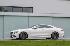 Mercedes-Benz S 63 AMG Coupe Exposed