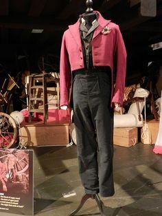 'Les Miserables' costumes - Enjolras (Aaron Tveit)   Flickr - Photo Sharing!