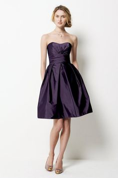 Love the dress, love the color, and would be flattering on many different body types