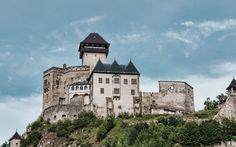Trenčiansky hrad in Trenčín, Trenčiansky kraj
