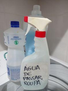 RECEITA DE ÁGUA DE PASSAR ROUPA – PASSE FÁCIL CASEIRO