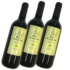 Vin San Valero Rouge 75Cl Do Cariñena - LOT DE 3