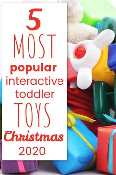 Interactive toddler toys enhance early childhood development, they help develop creativity, improve dexterity, jog your child's memory, focus on coordination skills, and promote logical thinking. As with most toys for toddlers, interactive toys also develop sensory and motor skills! Christmas Food Treats, Toddler Christmas Gifts, Christmas Crafts For Toddlers, Christmas Activities, Toddler Meals, Toddler Toys, Long Car Rides, Interactive Toys, Plush Dolls