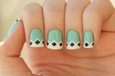 Pastel Nail Design Pictures, Photos, and Images for Facebook, Tumblr, Pinterest, and Twitter