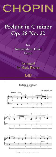 Chopin - Prelude In C Minor By Frederic Chopin Download Sheet Music, Free Sheet Music, Digital Sheet Music, Piano Sheet Music, Romantic Period, String Quartet, Music Online, Original Version, Pop Songs