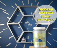 Modern Masters Giveaway hosted by Her Toolbelt | Deadline: March 28, 2015