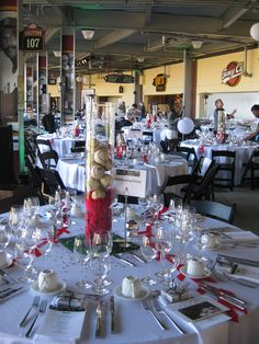 Gala took place at Flour Field which is a replica of the Boston Red Sox Stadium including the Green Monster. Great venue for a Gala!