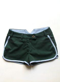 Island Shorts - pine » UrbanLegend Cyclewear