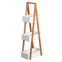 Bamboo 3 Tier Ladder - Bed Bath & Beyond