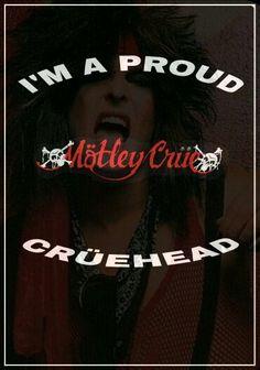 Are you a Cruehead? #MotleyCrue
