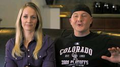 """Lucky Couple"" (2011): Fans share their love for the Rockies and the luck that they bring the team."