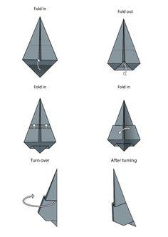 Easy Origami Instructions – Elephant - KidsPressMagazine.com