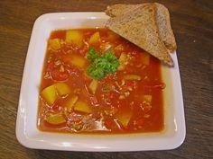 Waldschrat-Suppe, ein gutes Rezept aus der Kategorie Gebundene. Bewertungen: 64. Durchschnitt: Ø 4,4.