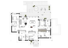 Own Home, Floor Plans, Layout, Deco, Architecture, Building, Sims, Future, Arquitetura