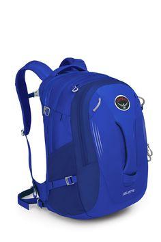 Osprey Comet 30 Pack Super Blue Osprey Comet 8a76850901ba7