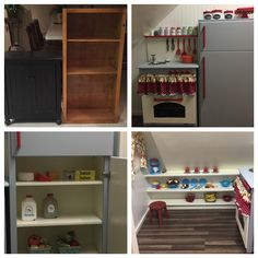 Up cycled kitchen ap