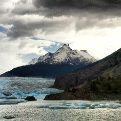 Glaciar Grey, Torres Del Paine, Patagonia Chilena