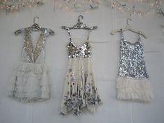 Pretty dresses :}