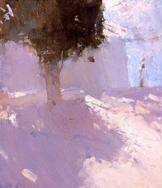 """Peter Bezrukov HillockWoodlandsCalm wisdomOn sun"" Impressionist Landscape, Impressionist Paintings, Abstract Landscape, Landscape Paintings, Figurative Kunst, Traditional Paintings, Art Abstrait, Art Graphique, Artist Painting"
