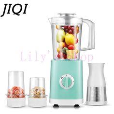 Multifunction Juice extractor Blender household mini baby food fruit juicer mixer milkshake Soy milk machine Smoothie Maker EU