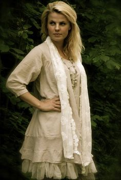 Dress - Object - & underdress - Cream