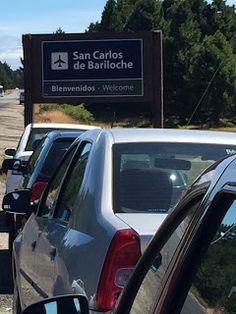 Trento Rent a Car: Todavia hay un buen clima en San Carlos de Bariloc...
