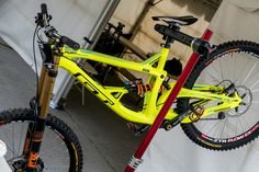 Gee Atherton's 2015 GT Fury