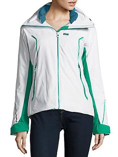 Helly Hansen Zip-up Winter Tech Jacket In White Helly Hansen, Womens Fashion For Work, Winter Wear, Knitted Hats, Winter Outfits, Zip Ups, Tech, Long Sleeve, Casual