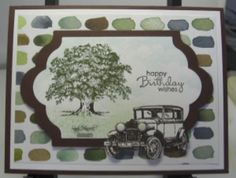 Final Redo for English Garden Desiger Paper with Lovely as a Tree and Guy…