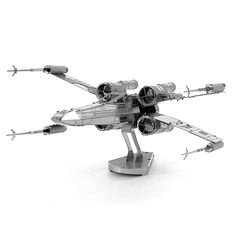 Star Wars Metal Earth Model Kits - X-Wing