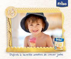 La segunda comida más deliciosa después de mi leche, es un helado, ¡especialmente en verano!