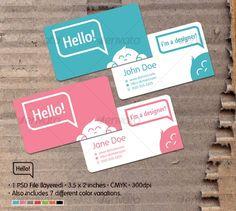 Image result for designer business card