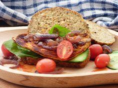 Zöldséges kenyér gabonaliszt nélkül recept