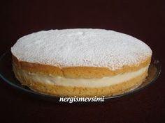 Alman pastası tarifi Alman pastası nasıl yapılır Kolay pasta tarifi   Bir zamanların yapılışı en kolay, en popüler pastalarından ol...